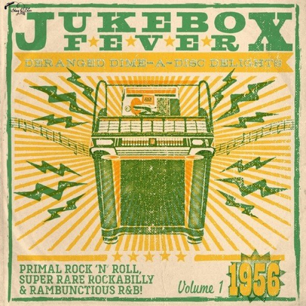 MVR-Jukebox fever vol 1 1956