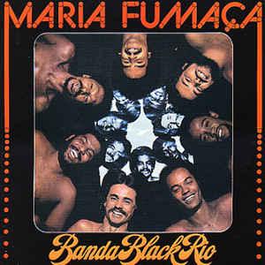 my vinyl rev maria fumaca banda black rio