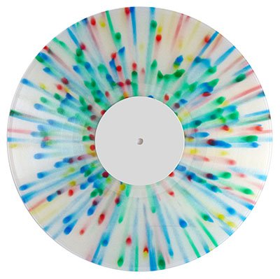 Coloured Vinyl