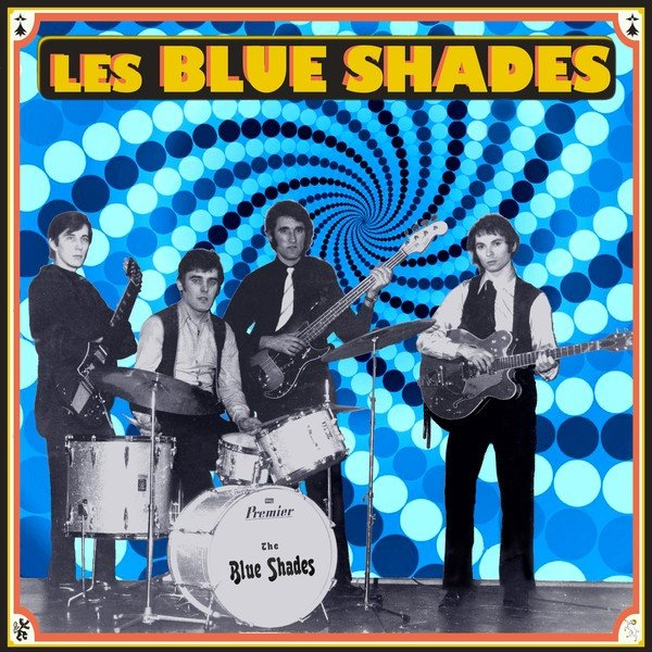 MVR Les Blue Shades EP