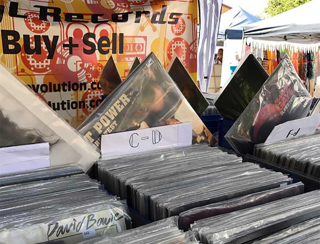 My Vinyl Revolution Record-Fair