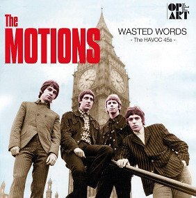 MVR-the motions - wasted words