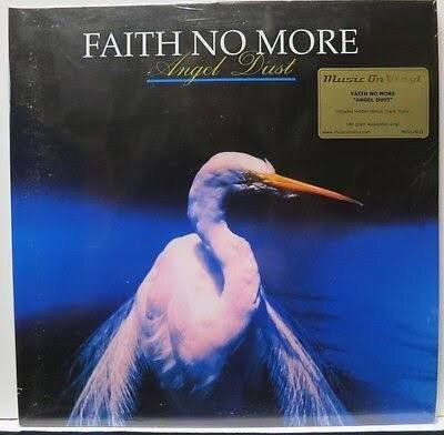 Faith No More - Angel Dust - 180gram - 2LP - MVR