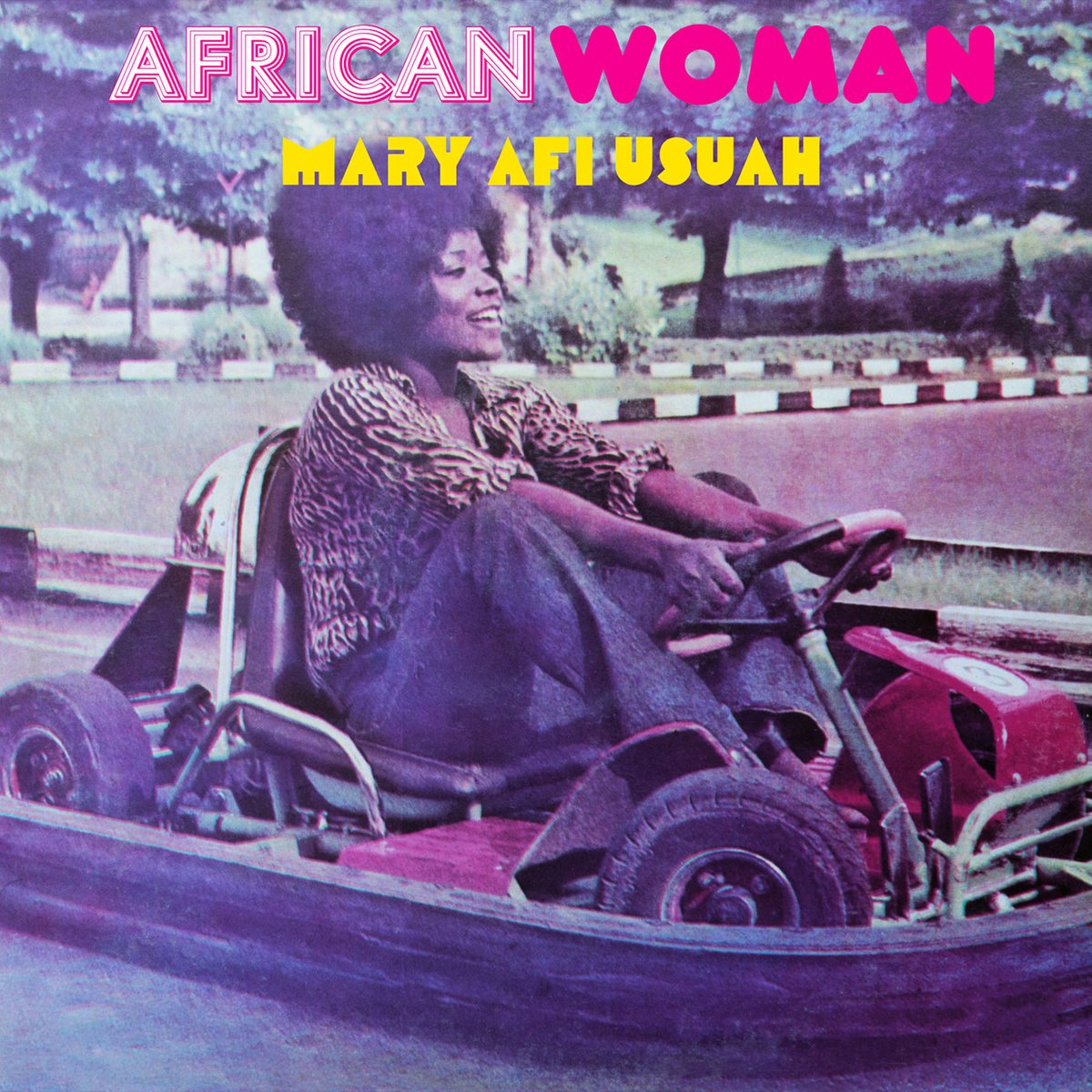 MVR AFI USUAH MARY - AFRICAN WOMAN