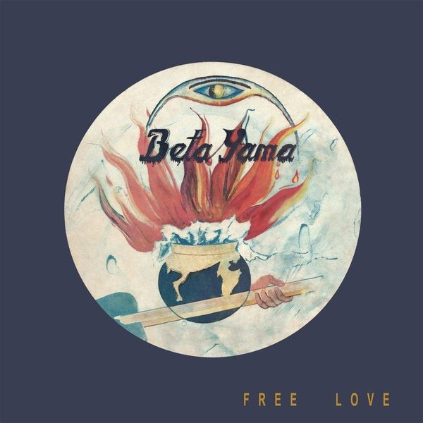 MVR Beta Yama - Free Love LP