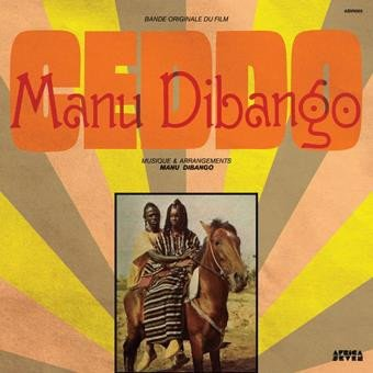 Ceddo - OST - Soundtrack - Manu Dibango - Afro - Folk - Country - LP