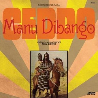Ceddo - OST - Soundtrack - Manu Dibango - Afro - Folk - Country - LP