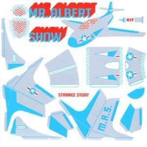Mr Albert Show - Strange Story - LP - Dutch Jam Blues Rock Soul