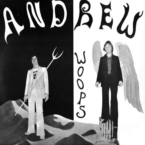 Andrew - Woops - LP - Icelandic Heavy Psych Funk