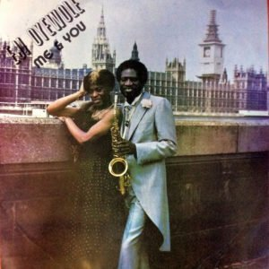 EJ Ioyewole - Me & You - LP - Jazz Funk African Disco
