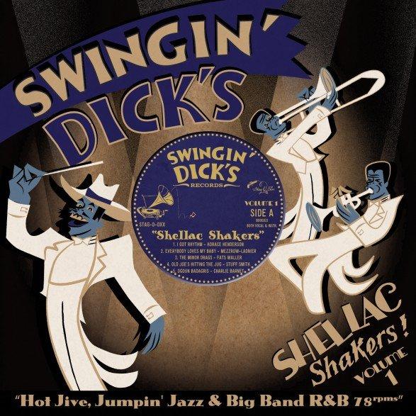 MVR swingin_dicks_vol._1_10inch