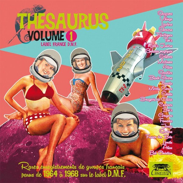 MVR Thesaurus Vol 1