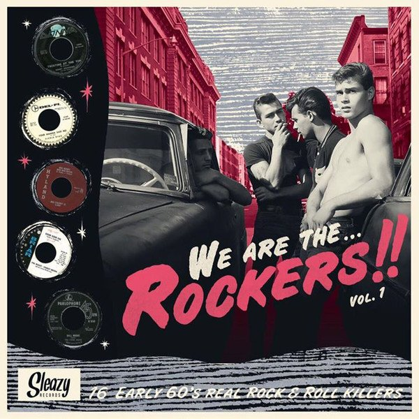 Various - We are the Rockers! - Vol. 1 - LP - Rockabilly Stompers