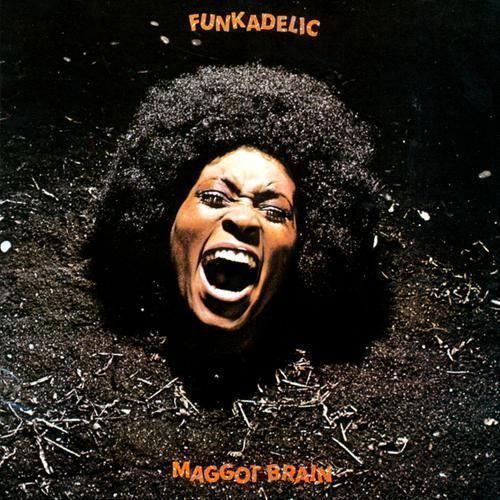 Funkadelic - Maggot Brain - Limited Edition Black Vinyl - LP