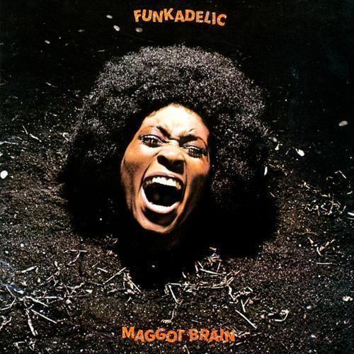 Funkadelic - Maggot Brain - Limited Edition Black Vinyl - LP