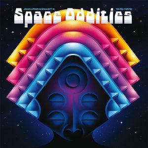 Jean Paul Decerf - Space Oddities 1975-78 - LP - Cosmic Disco - Garage Rock- Library