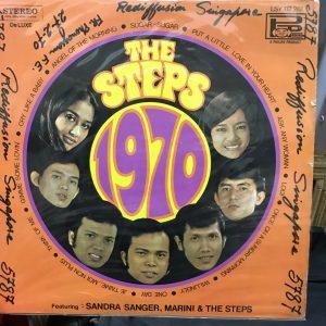 The Steps 1970 LP