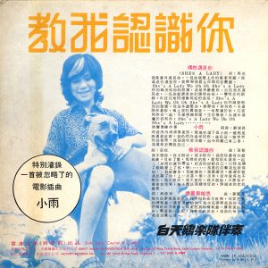 Nam Hong - She is a lady 45 EP