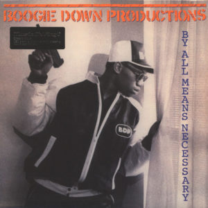 Boogie Down Productions – LP