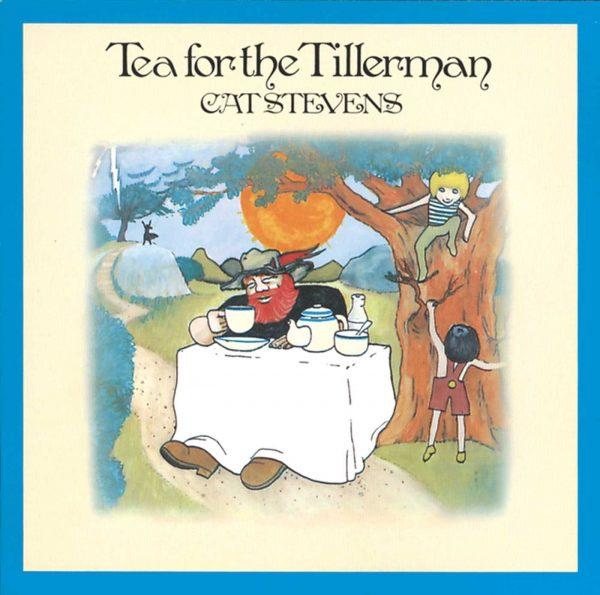 Cat Stevens - Tea For the Tillerman - LP
